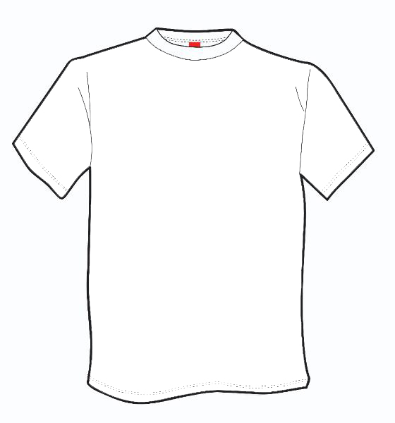 Free T Shirt Template Printable, Download Free Clip Art, Free Clip  Within Printable Blank Tshirt Template Inside Printable Blank Tshirt Template