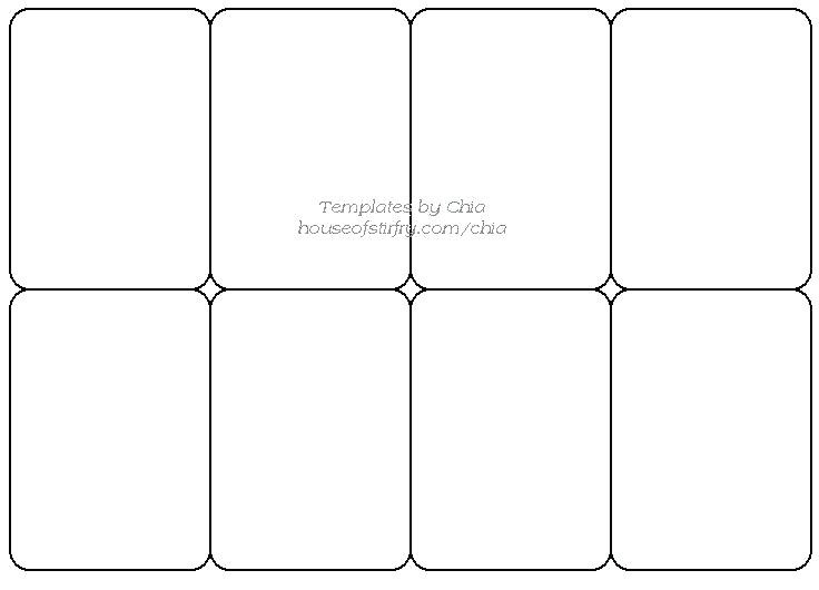 Free Templates for Business Cards to Print at Home  Intended For Free Templates For Cards Print In Free Templates For Cards Print