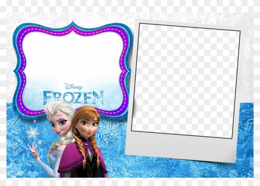 Frozen Birthday Invitation Templates For Girls With - Invitacion  In Frozen Birthday Card Template With Frozen Birthday Card Template