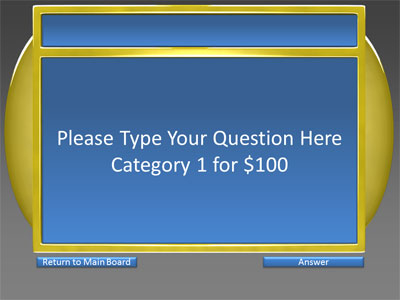 Game Show Powerpoint Template  The highest quality PowerPoint  Inside Quiz Show Template Powerpoint Within Quiz Show Template Powerpoint