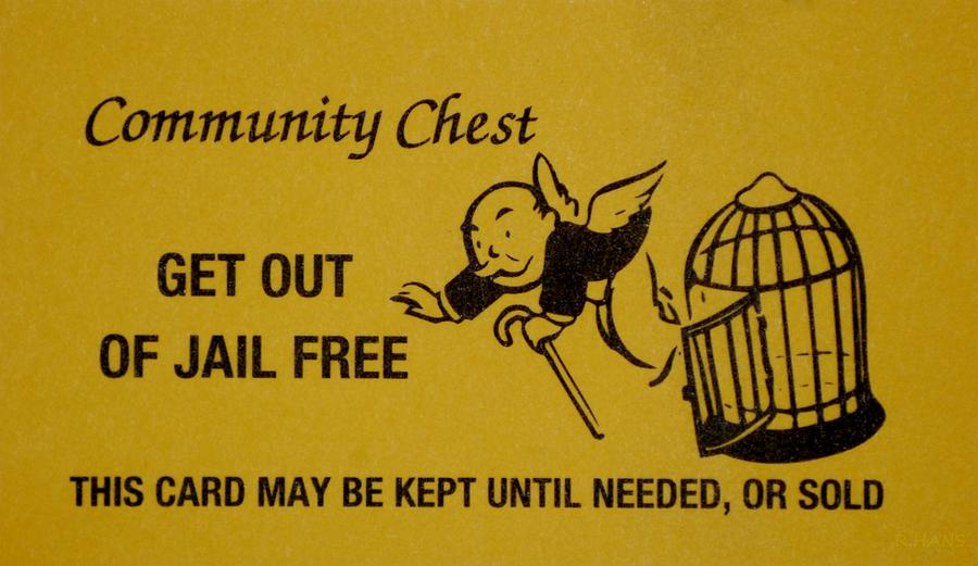 Get Out Of Jail Free Card Intended For Get Out Of Jail Free Card Template Throughout Get Out Of Jail Free Card Template