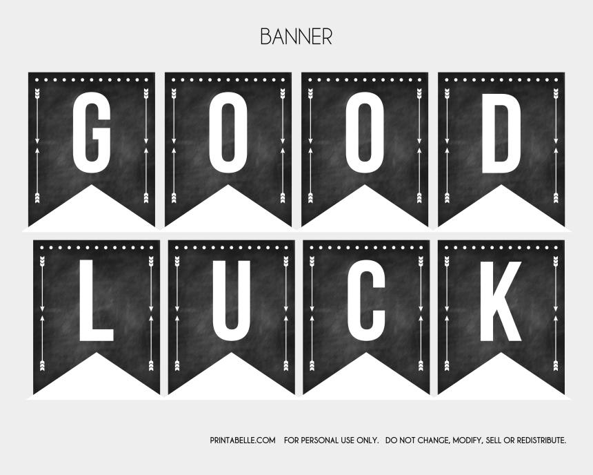 Good Luck Banner Template Best Template Examples - Banderines Para  For Good Luck Banner Template Throughout Good Luck Banner Template