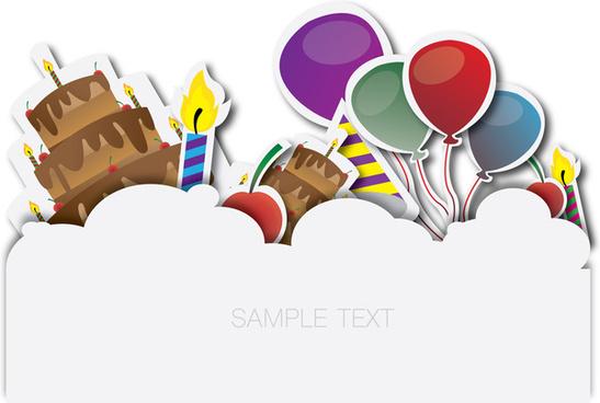 Happy birthday banner free vector download (11,11 Free vector  Inside Free Happy Birthday Banner Templates Download Within Free Happy Birthday Banner Templates Download