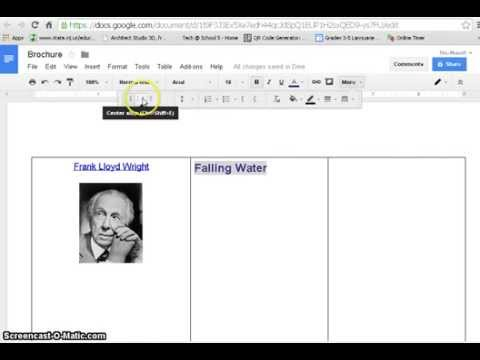 How to create brochure with Google Docs With Regard To Google Drive Brochure Templates Throughout Google Drive Brochure Templates