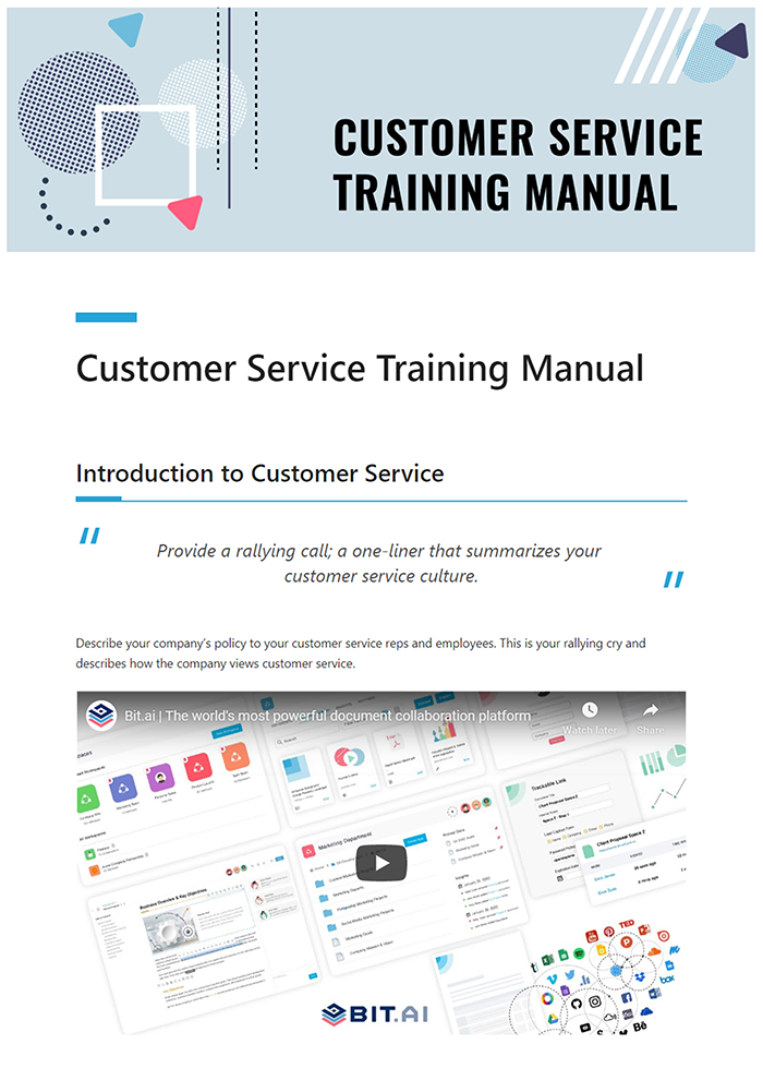 How To Create Training Manual: Steps and Template included Intended For Training Documentation Template Word Intended For Training Documentation Template Word