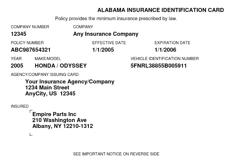 How to Find a Free Fake Auto Insurance Card Template Inside Free Fake Auto Insurance Card Template With Free Fake Auto Insurance Card Template