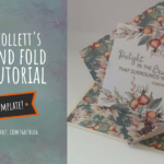 How To Make a Pop Up Card [With Free Diamond Fold Pop Up Template  For Free Pop Up Card Templates Download