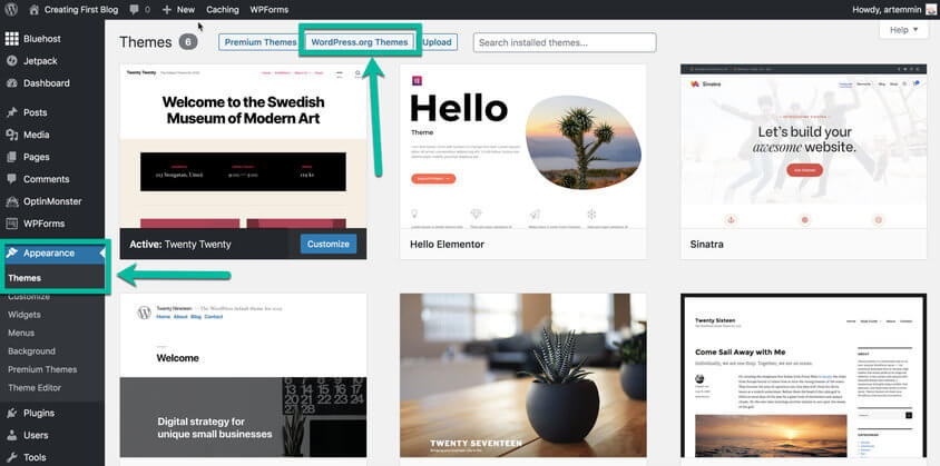 How to Make a Website (in 11): Step-by-Step Guide for Beginners Within Step By Step Instructions To Set Up A Professional Website On Your Own Using Web Templates Pertaining To Step By Step Instructions To Set Up A Professional Website On Your Own Using Web Templates