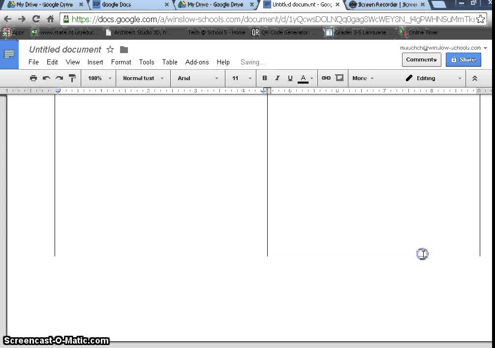 How to Make Postcard with Google Docs Intended For Google Docs Index Card Template In Google Docs Index Card Template