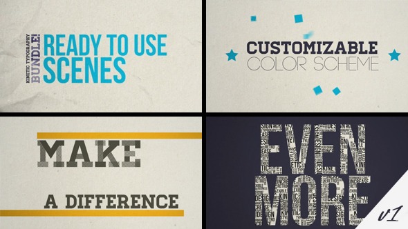 Kinetic Typography Pack With Powerpoint Kinetic Typography Template In Powerpoint Kinetic Typography Template