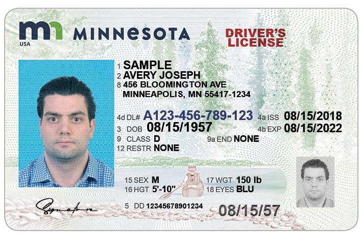 Latest Minnesota Driver