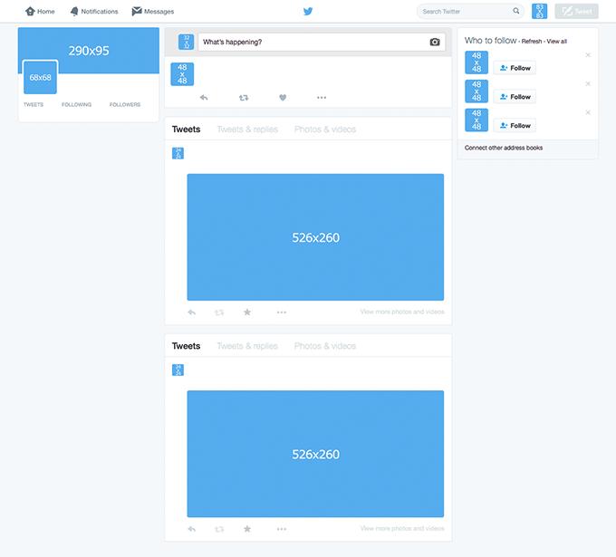 Latter: Blank Twitter Profile Template Throughout Blank Twitter Profile Template Intended For Blank Twitter Profile Template