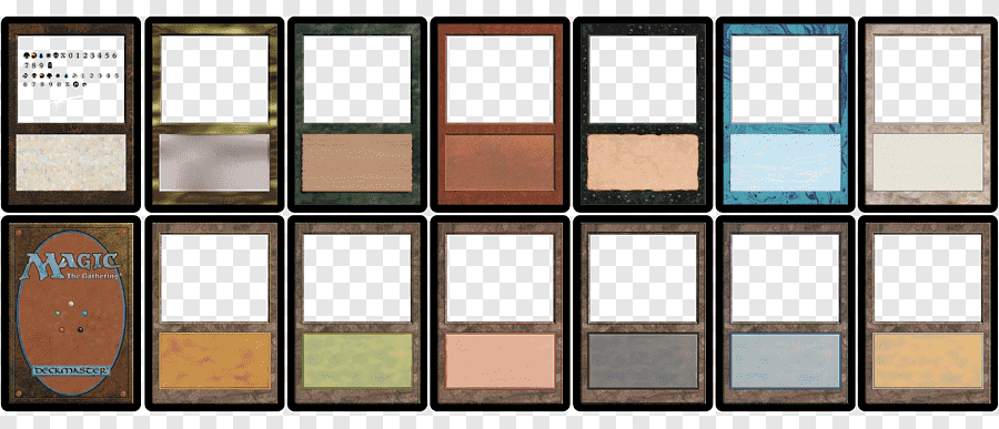 Magic: The Gathering Star Wars Trading Card Game Template Playing  With Magic The Gathering Card Template For Magic The Gathering Card Template