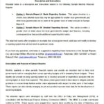 Management Report Template - 11+ Word, PDF, Apple Pages, Google  In It Management Report Template