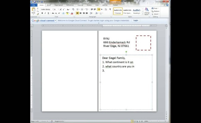 Microsoft Word 11x11 Postcard Template Beautiful 11 11 Card - Dokter  Pertaining To Microsoft Word 4x6 Postcard Template 2 Pertaining To Microsoft Word 4x6 Postcard Template 2
