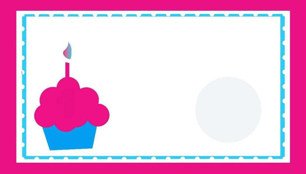 Microsoft Word Birthday Card Templates Half Fold - Cards Design  Intended For Birthday Card Template Microsoft Word