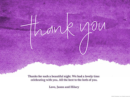 Online Thank You Cards  Create a Free Digital Thank You Card! Pertaining To Powerpoint Thank You Card Template Regarding Powerpoint Thank You Card Template