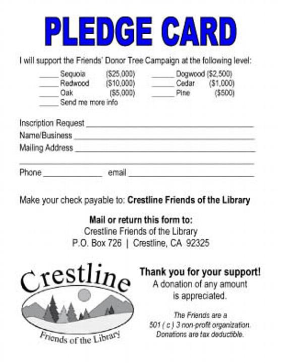 Pledge Card In Free Pledge Card Template Within Free Pledge Card Template