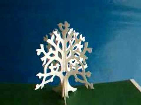pop-up - pop-up card - tree of life (Masahiro Chatani) - dutchpapergirl Throughout Pop Up Tree Card Template With Regard To Pop Up Tree Card Template