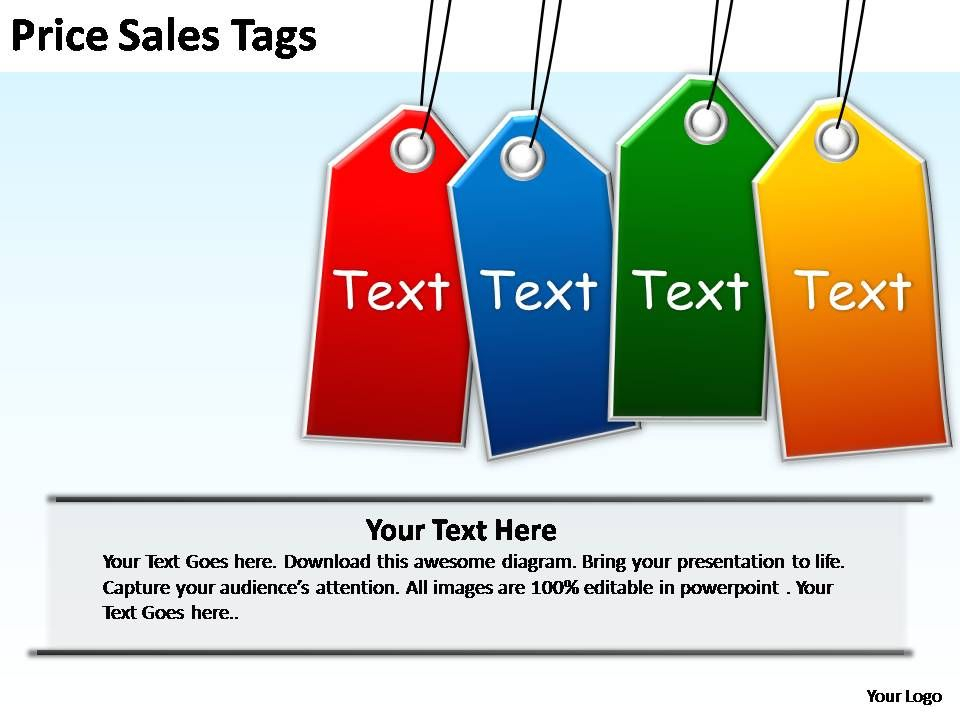 price sales tags editable powerpoint templates  PowerPoint Slide  Regarding Price Is Right Powerpoint Template Intended For Price Is Right Powerpoint Template.Html
