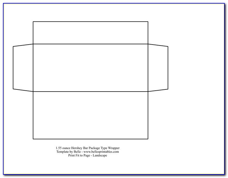 Printable Candy Bar Wrapper Template Word  vincegray11 Regarding Free Blank Candy Bar Wrapper Template In Free Blank Candy Bar Wrapper Template
