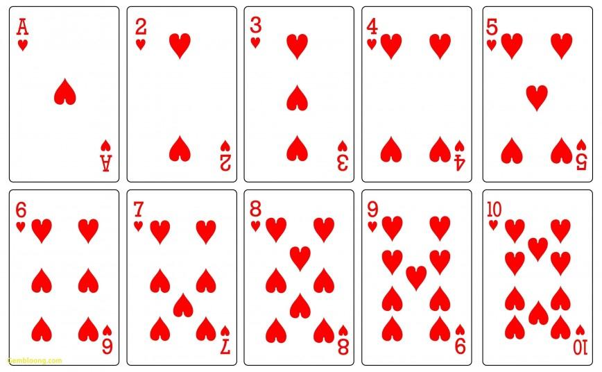 Printable Playing Card Template ~ Addictionary Inside Free Printable Playing Cards Template