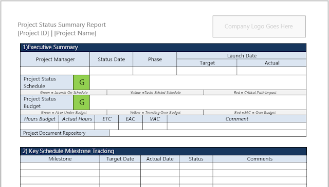 Project Status Report Template With Regard To Executive Summary Project Status Report Template Intended For Executive Summary Project Status Report Template