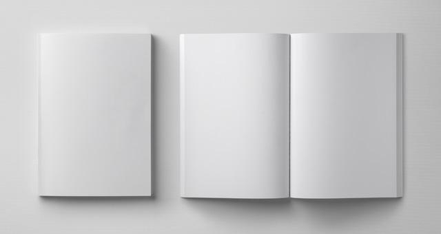 Psd Magazine Mockup Template US A11 Top View - Mockup Hunt With Blank Magazine Template Psd With Blank Magazine Template Psd