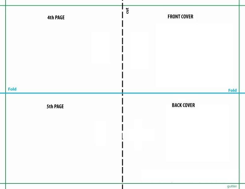 Quarter Fold Card Template ~ Addictionary For Quarter Fold Birthday Card Template Regarding Quarter Fold Birthday Card Template