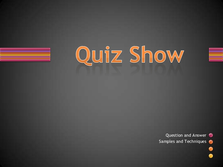 Quiz show Within Quiz Show Template Powerpoint For Quiz Show Template Powerpoint
