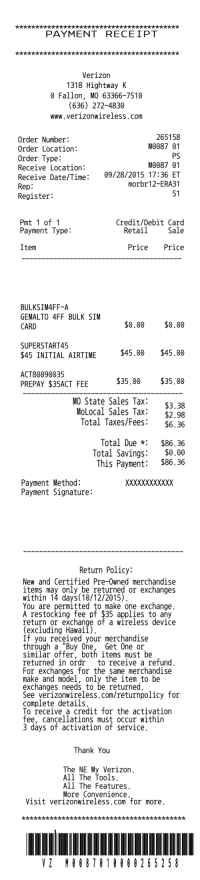 Receipt templates – expenseFAST Regarding Home Depot Receipt Template Within Home Depot Receipt Template