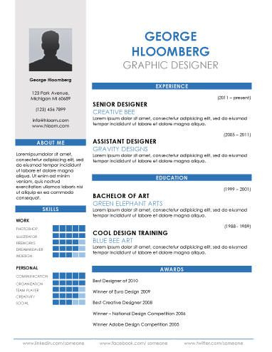 Resume Template Word How To - How to Use the Résumé Template in MS  With How To Get A Resume Template On Word Within How To Get A Resume Template On Word