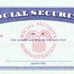 Social Security Card Template 11 at card - api.ufc.com Throughout Social Security Card Template Pdf