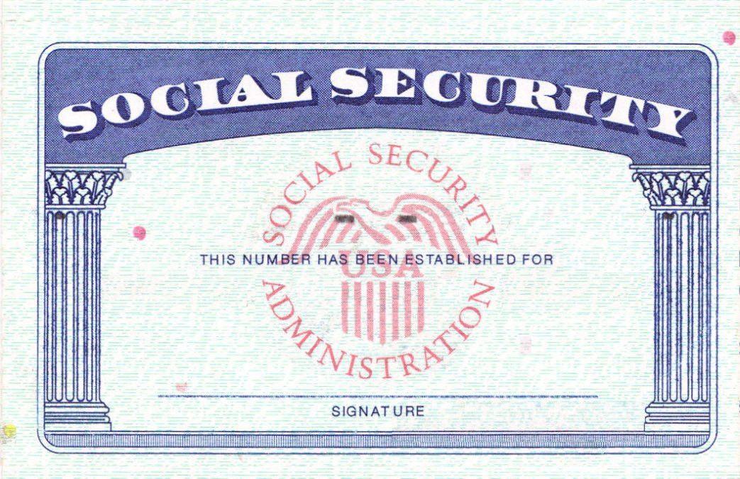 Social Security Card Template 11 at card - api.ufc With Regard To Social Security Card Template Pdf