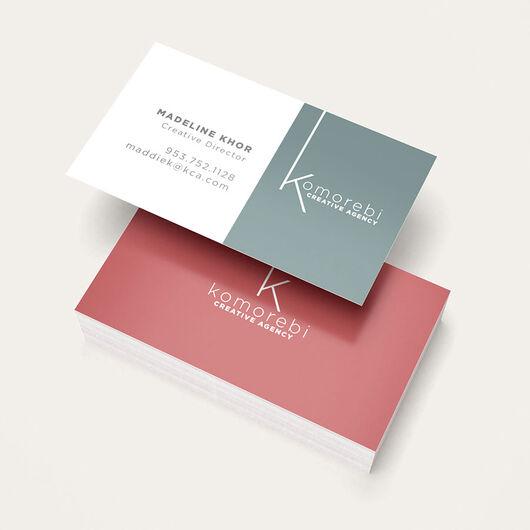 Standard Business Cards Intended For Designer Visiting Cards Templates