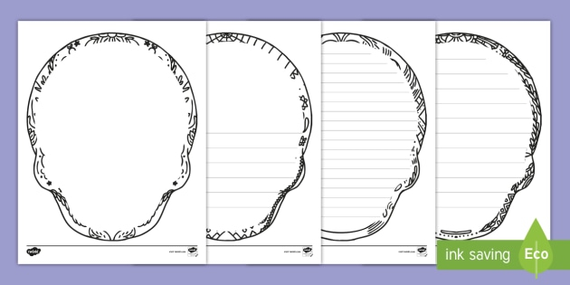 Sugar Skull Template  Day of the Dead Writing Templates Intended For Blank Sugar Skull Template With Blank Sugar Skull Template