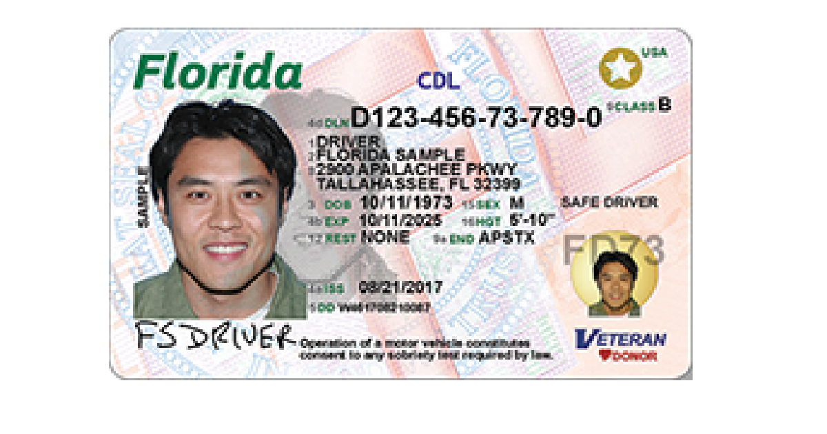 Template Of Florida Drivers Lience 11 - innovationsskiey With Regard To Florida Id Card Template Regarding Florida Id Card Template