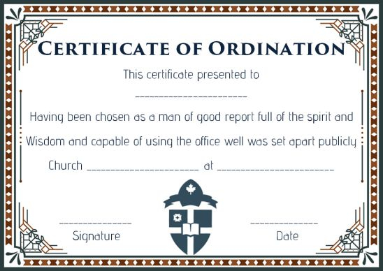 Template Sumo (@templatesumo)  Twitter For Certificate Of Ordination Template For Certificate Of Ordination Template
