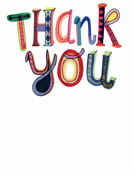 Thank you card Intended For Powerpoint Thank You Card Template Throughout Powerpoint Thank You Card Template