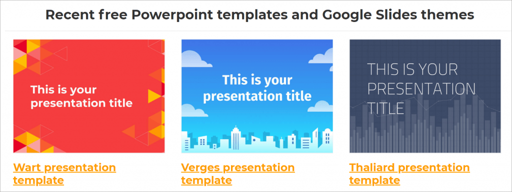 The Best Free PowerPoint Presentation Templates You Will Ever Find  For Powerpoint Sample Templates Free Download Pertaining To Powerpoint Sample Templates Free Download