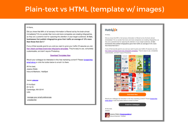 The Simple Guide to Creating an HTML Email [+ Free Templates] Regarding Html Report Template Download Regarding Html Report Template Download