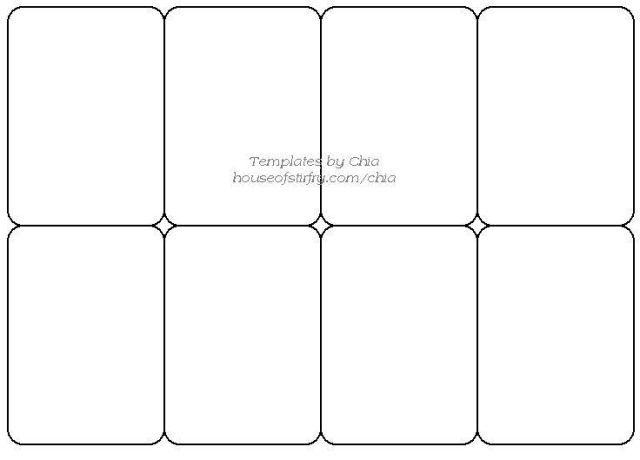 """TMP] """"Avery Playing Card Template"""" Topic For Playing Card Template Word Intended For Playing Card Template Word"""