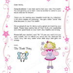 Tooth Fairy Letter Border (Page 11) - Line.11QQ.com Within Tooth Fairy Certificate Template Free