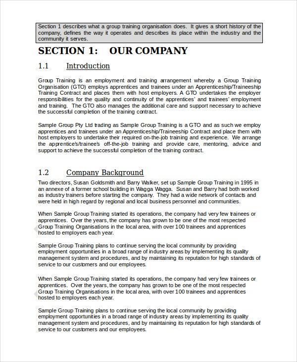 Training Manual Template - 11+ Free PDF, Word Download Documents  Throughout Training Documentation Template Word Regarding Training Documentation Template Word