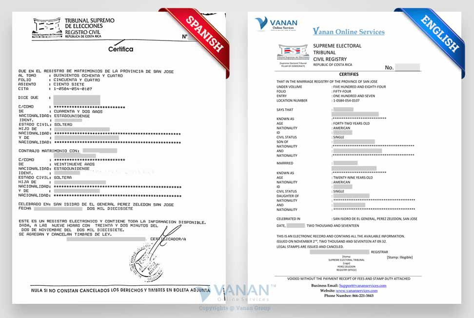 Translation Services Starting at $11 Intended For Birth Certificate Translation Template English To Spanish