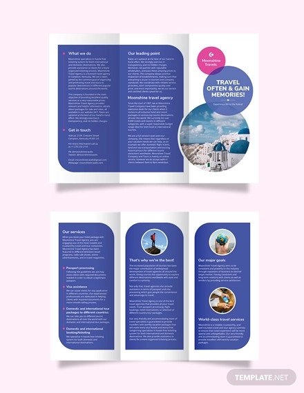 Vacation Brochure Template – 11+ Free PDF, PSD, AI, Vector EPS  Pertaining To Island Brochure Template Throughout Island Brochure Template