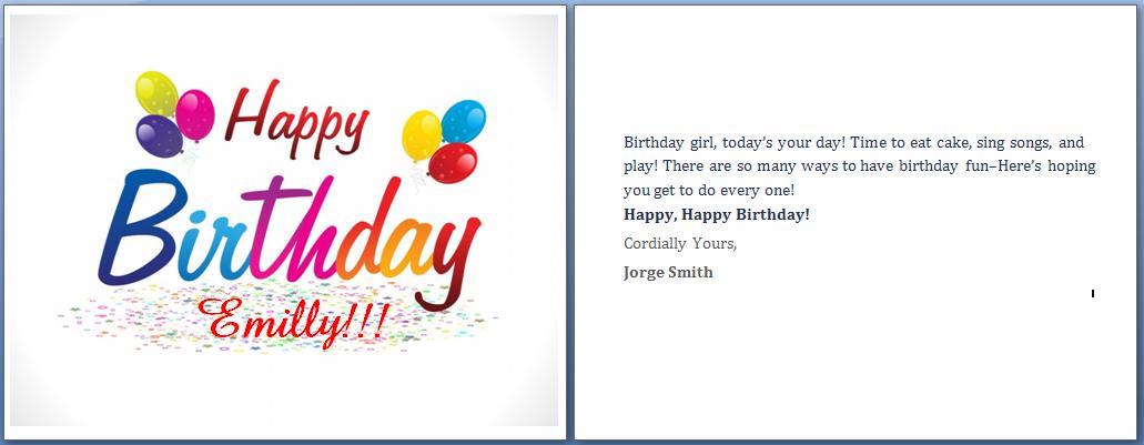 Valentine Card Design: Free Happy Birthday Card Template Word Inside Birthday Card Template Microsoft Word Throughout Birthday Card Template Microsoft Word