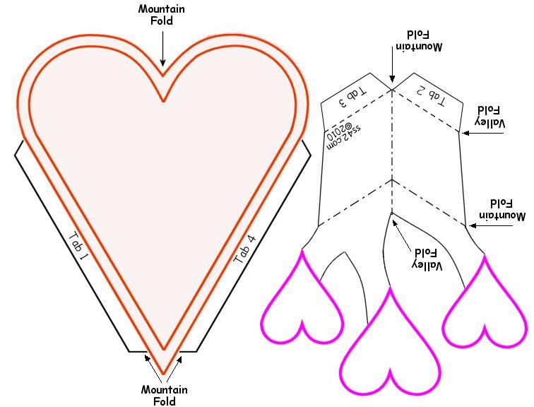Valentine Card Design: Happy Birthday Pop Up Card Template Free  For Pop Up Card Templates Free Printable With Regard To Pop Up Card Templates Free Printable