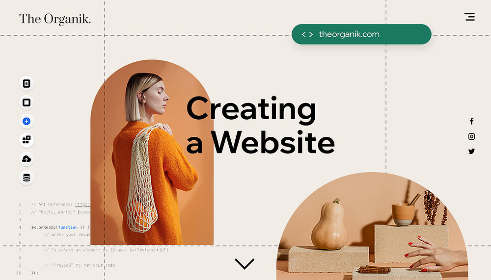 Website Blueprint: The Complete Guide to Creating Your Site Inside Step By Step Instructions To Set Up A Professional Website On Your Own Using Web Templates For Step By Step Instructions To Set Up A Professional Website On Your Own Using Web Templates