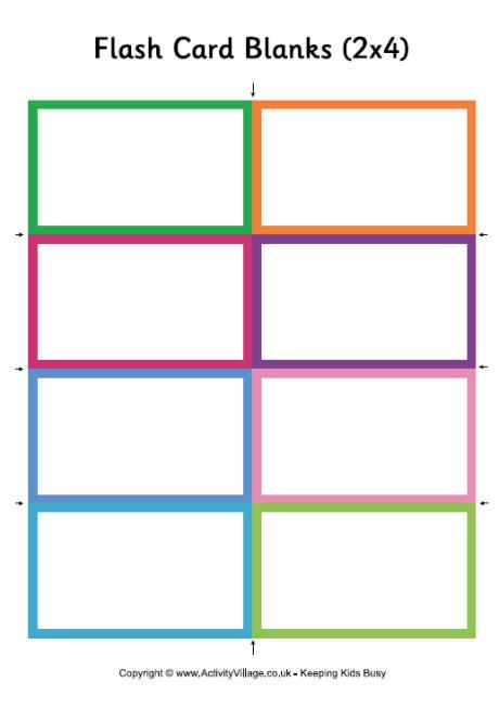 word flash card template With Regard To Word Cue Card Template Pertaining To Word Cue Card Template